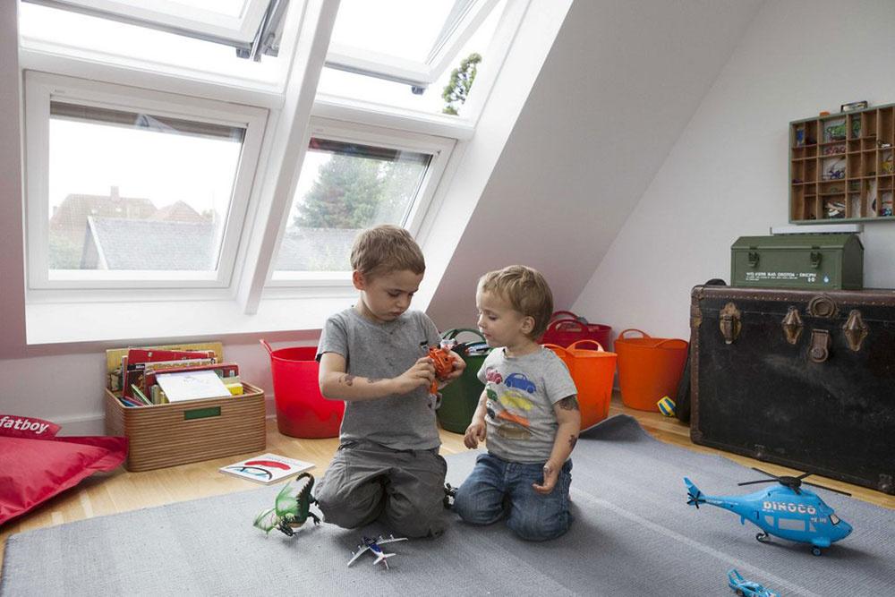 Detská izba sa v porovnaní s minulosťou zmenila na nepoznanie.
