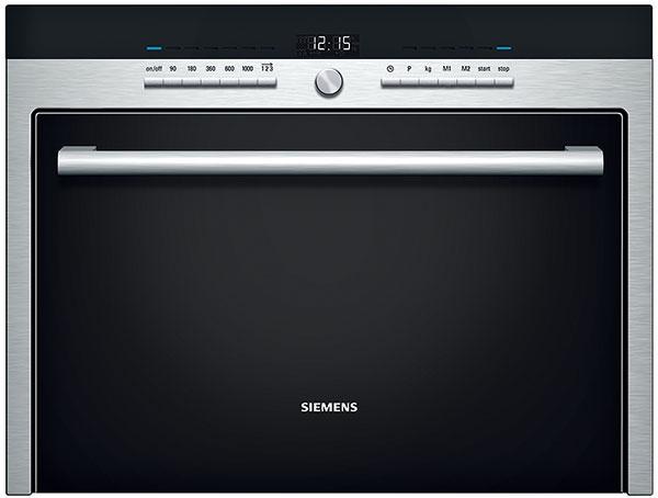 Siemens HF 35M562 Kompaktná zabudovateľná mikrovlnná rúra