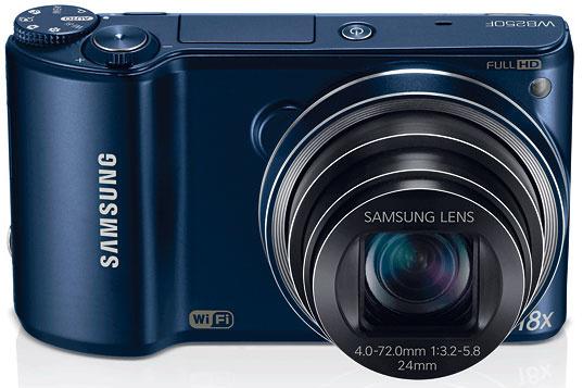 3x Fotoaparát Samsung WB250F