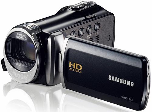 1x Kamera Samsung HMX-F90