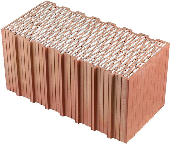 Bruseny tehlovy blok HELUZ Family 50 2in1