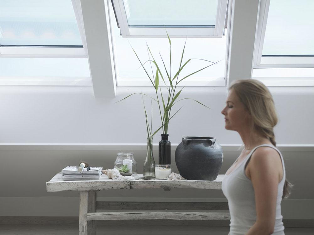 Dostatok čerstvého vzduchu v interiéri ovplyvňuje naše zdravie i psychickú pohodu.
