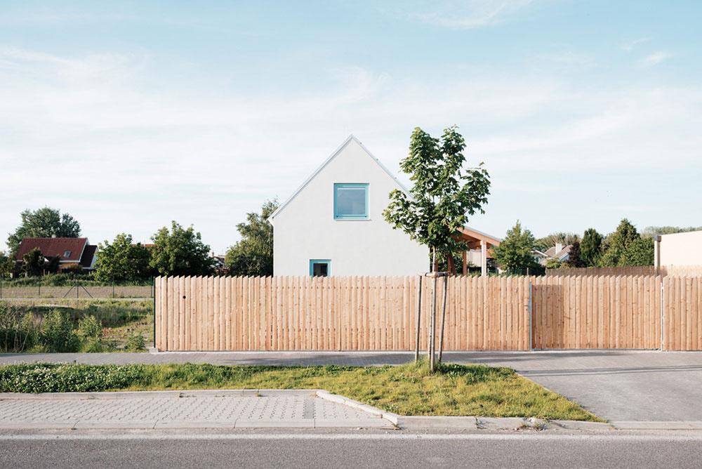 Domček v Čunove, ktorý ponúka nové zážitky, veľkolepý výhľad a hru svetla
