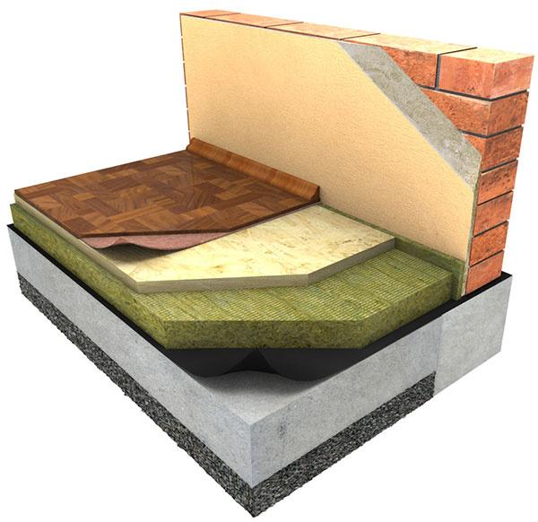 Čo by mala spĺňať komfortná podlaha v dome