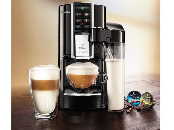 Kaviareň u vás doma