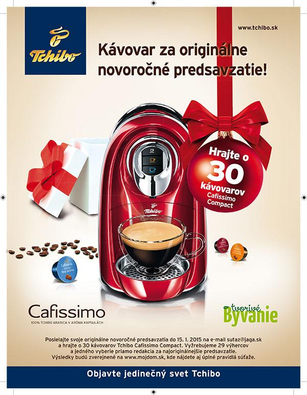 Kávovar za originálne novoročné predsavzatia