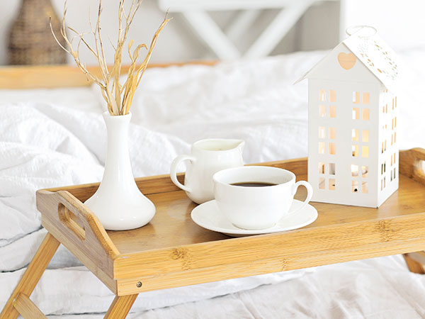 Vytvorte si doma kútik pre kávičkárov