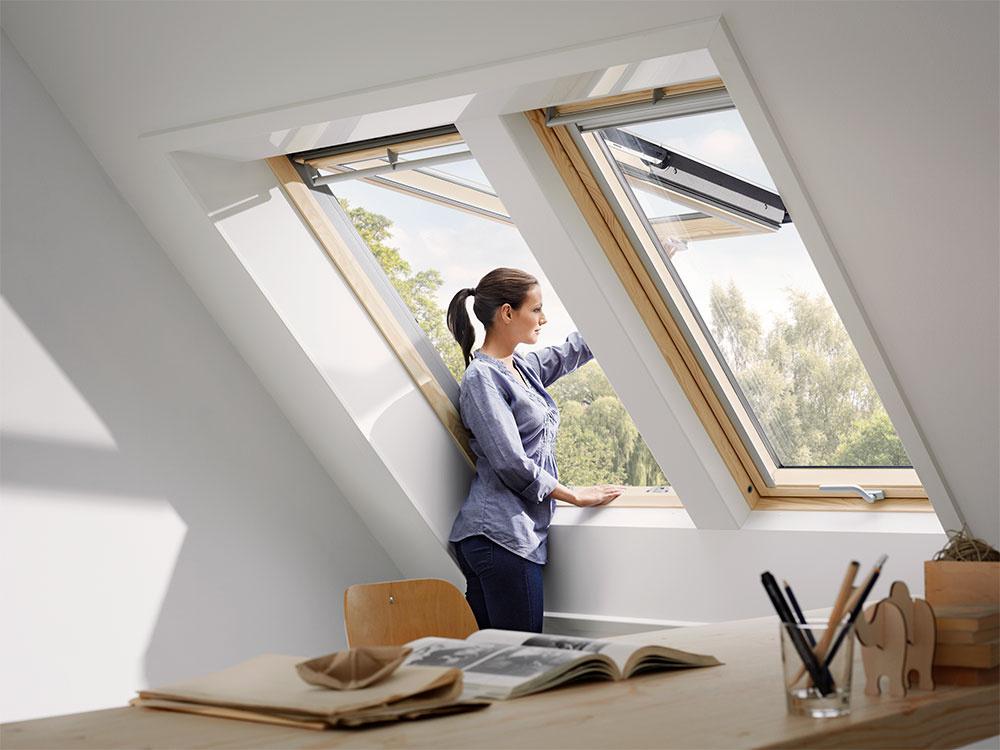 Intenzívne vetranie privedie čerstvý vzduch do interiéru bez toho, aby ste sa museli báť o významné tepelné straty.