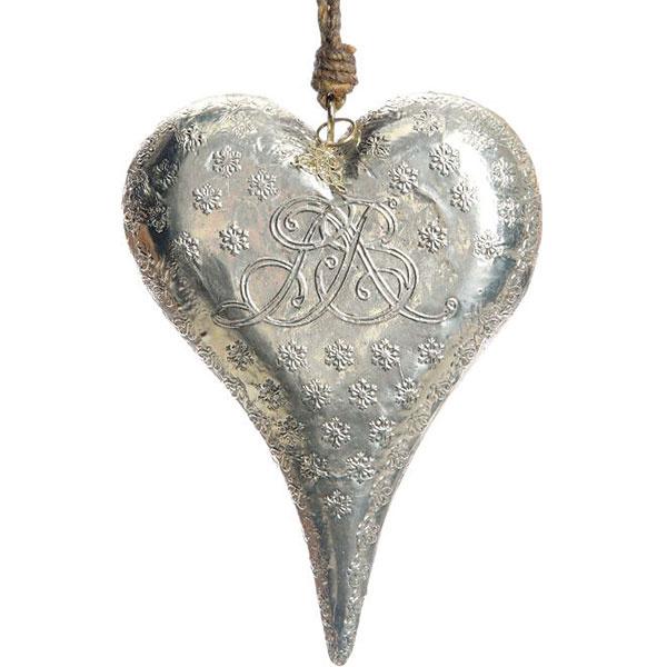 srdce, výška 13 cm, 28,73 €