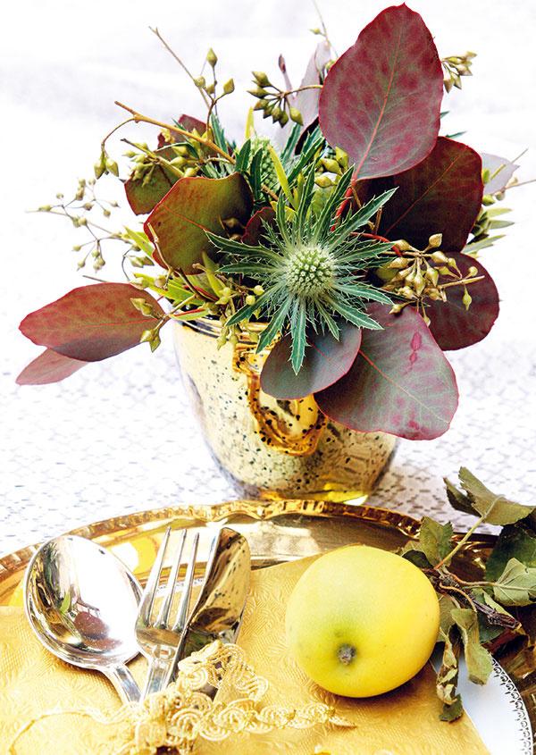Vyrobte si s nami originálne dekorácie na vianočný stôl