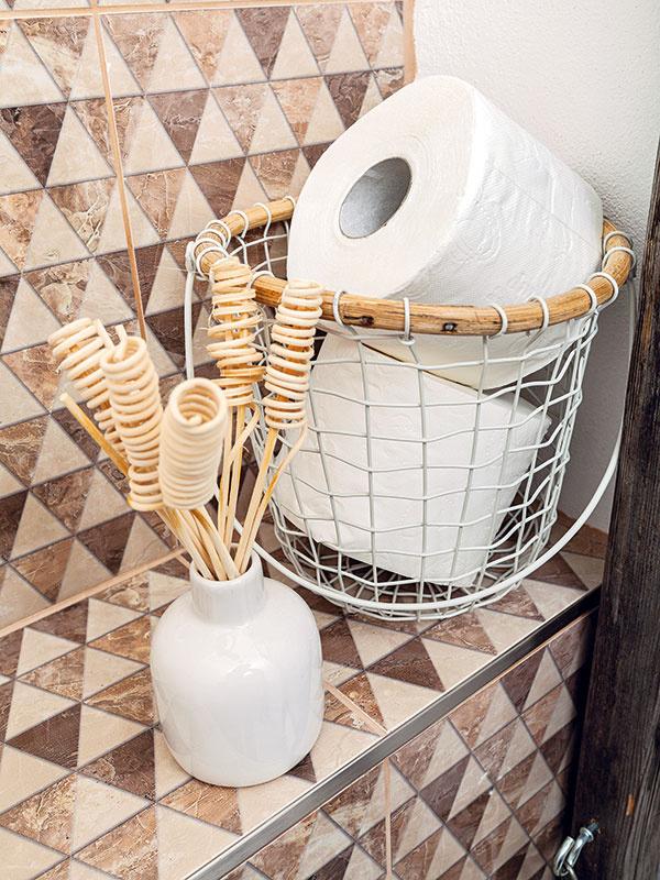 Kúpeľňová premena, ktorá vzišla z manželského kompromisu