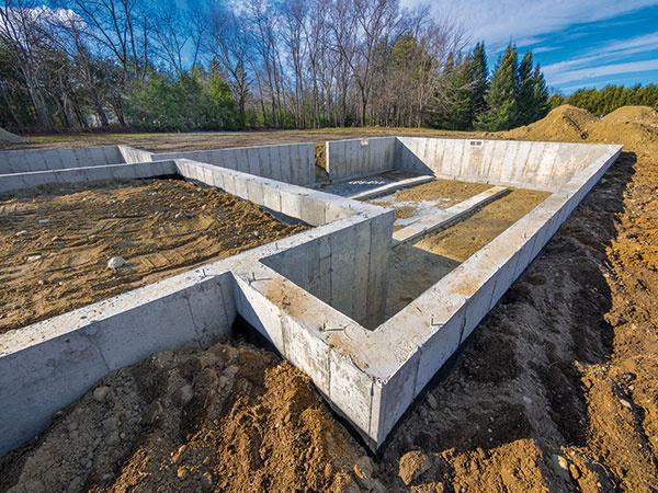 Na akých základoch postaviť rodinný dom?