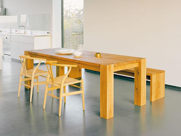 Ako sa zrodil najznámejší jedálenský stôl z masívu