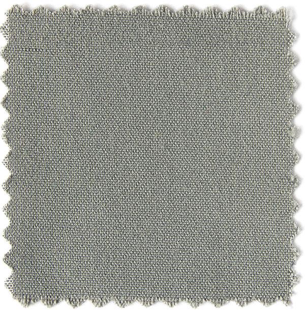 Sivá farba je vhodná na textílie adoplnky.