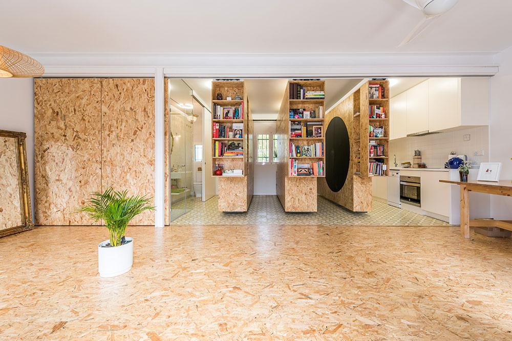 Fantastické riešenie, ktoré môže znamenať budúcnosť malých interiérov