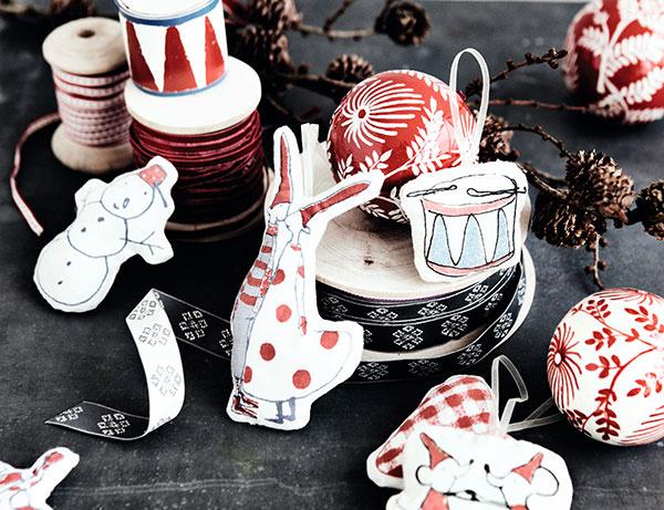 Kreatívne drobnosti. Ručne vyrobené avymaľované ozdoby vás budú tešiť dvakrát – pri práci apotom celé sviatky.