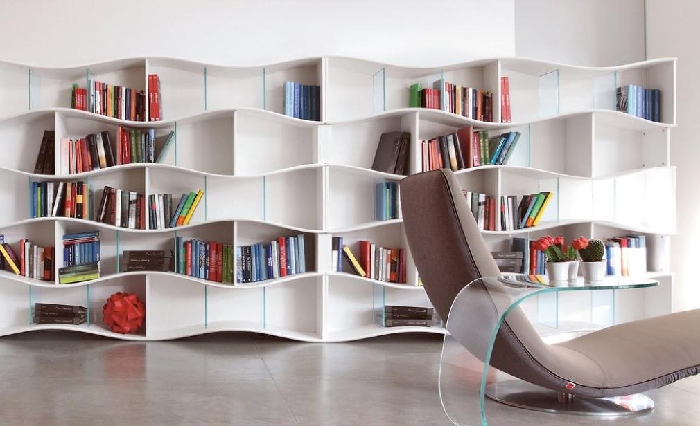 10 domácich knižníc, aké ste ešte nevideli