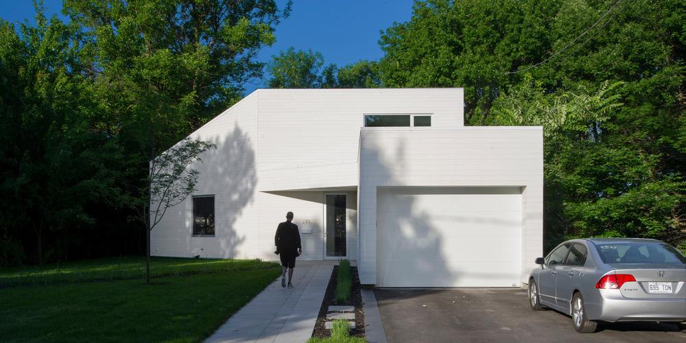 Dom ako nepopísaný kus papiera