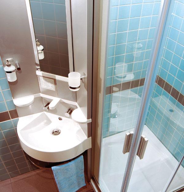 Na mieru malým kúpeľniam