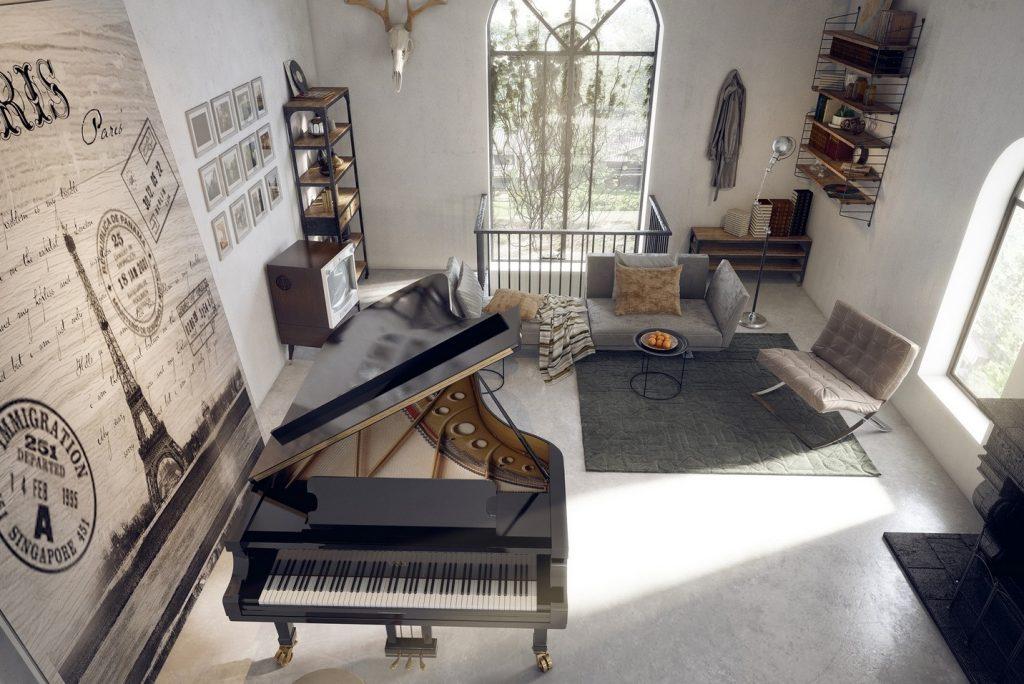 12 obývačiek, ktoré svojim majiteľom robia radosť celý rok
