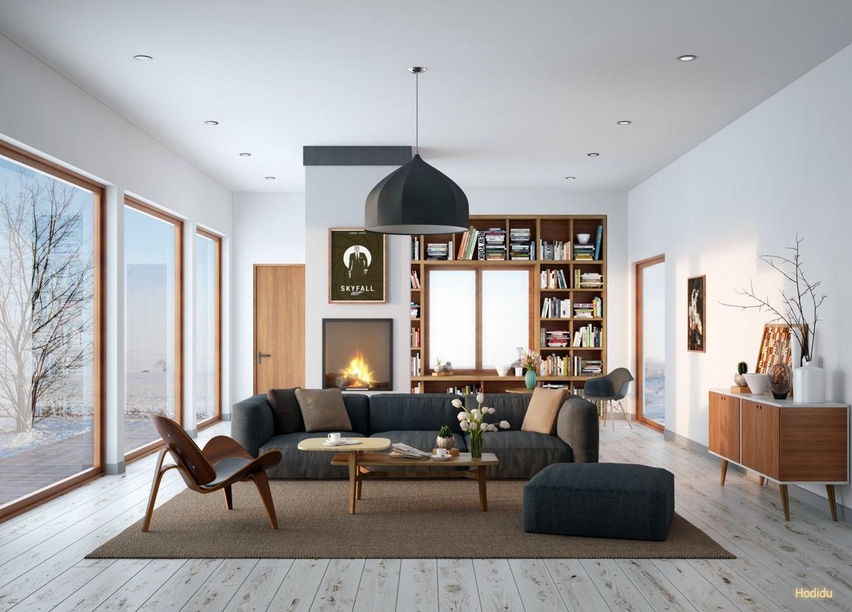 12 obývačiek, ktoré robia radosť celý rok