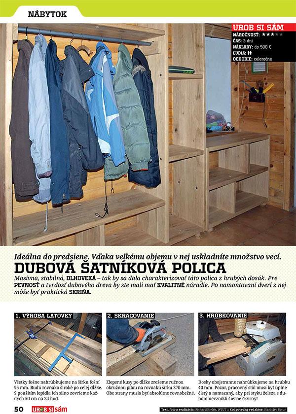 Februárové vydanie UROB SI SÁM je tu! Užitočné opravy v domácnosti!