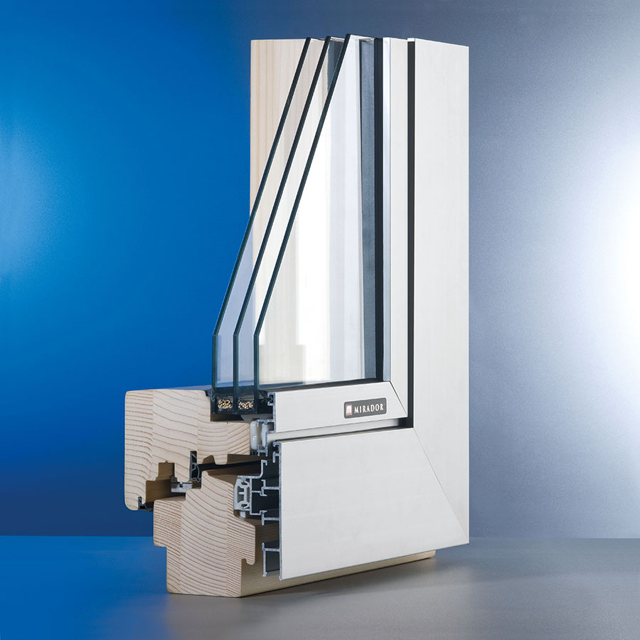 Drevo-hliníkové okná – najvyšší štandard okien súčasnosti ako aj budúcnosti