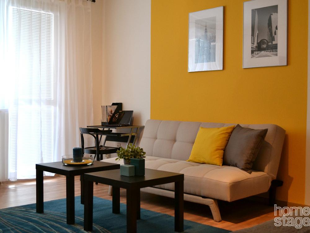 Ako zrekonštruovať jednoizbový byt, keď máte k dipozícii iba 3 700 eur?