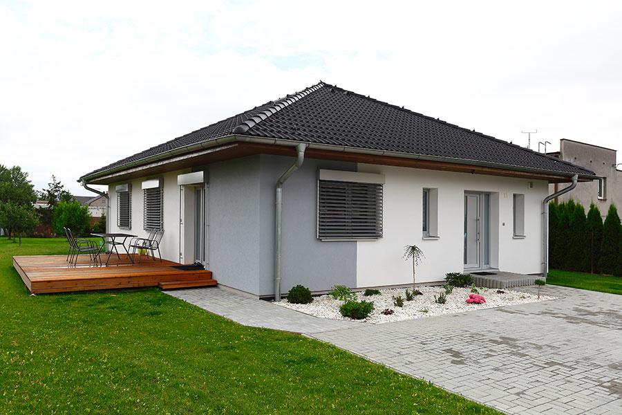 Pasívny dom stál manželov 64 000 €. Ročne na kúrenie minú iba 260 €!