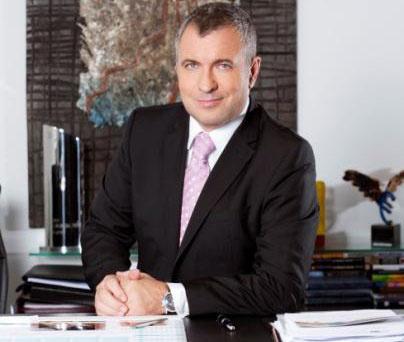 člen predstavenstva PSS, a. s., Ing. Erich Feix