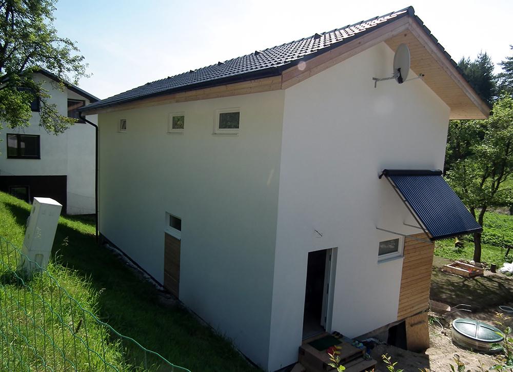 Rodinný dom Magdaléna, DREVOSEN s.r.o.