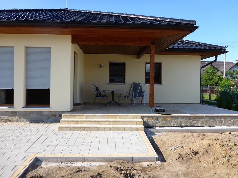 RD Harmony montovaný bungalov, Haas Fertigbau, spol. s r. o