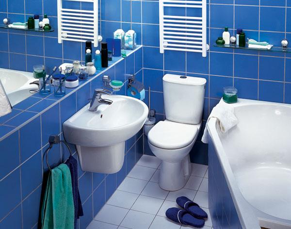 Ako vyzrieť na malú kúpeľňu?