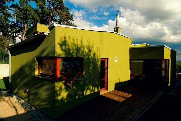 Exponovaná vila na kopci nad Nitrou
