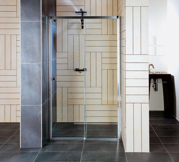 Neobmedzená radosť zo sprchovania alebo Sprchovacie kúty so širokým vstupom