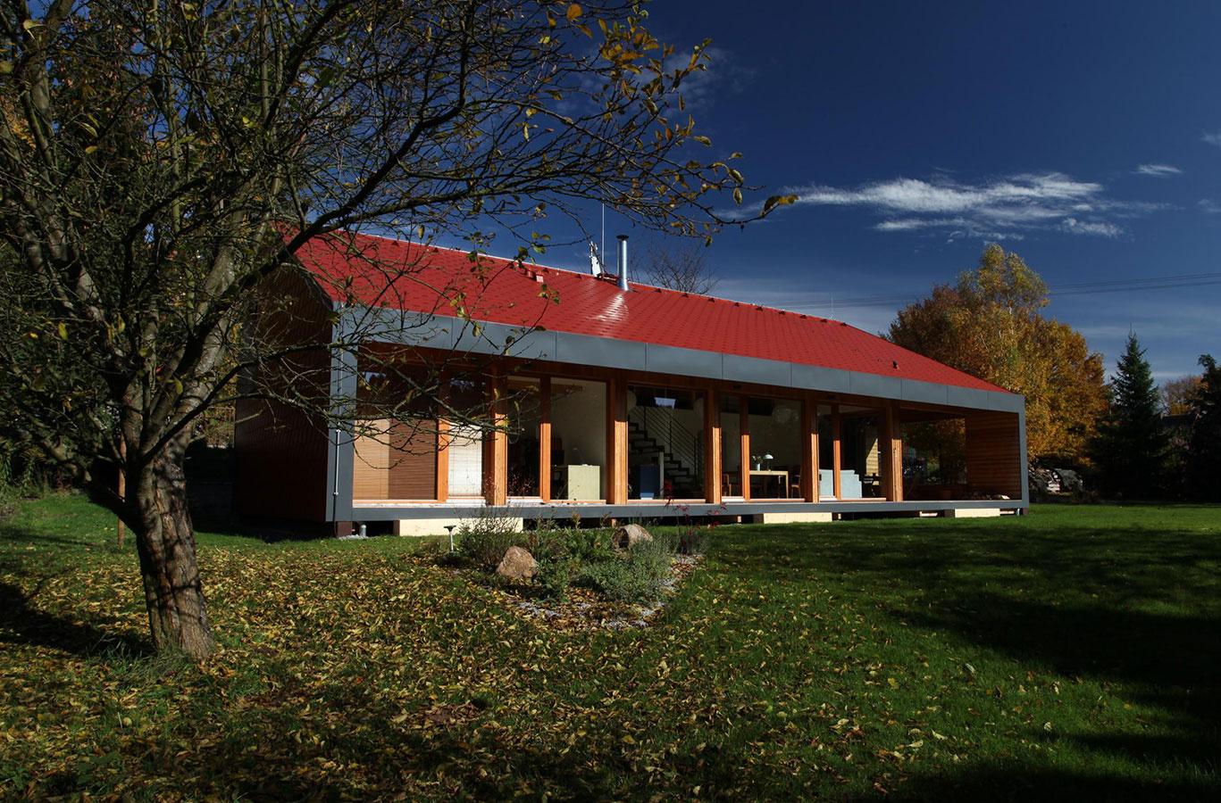 Výstava Salón drevostavieb 2015 na veľtrhu Nábytok a bývanie 2015