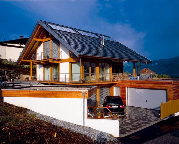 Solárne strechy
