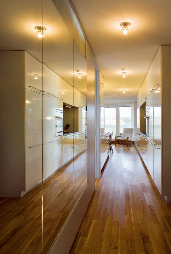 Na návšteve u architekta, ktorý si navrhol vlastné bývanie