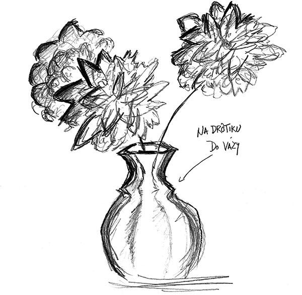 Papierové pom pom kvety