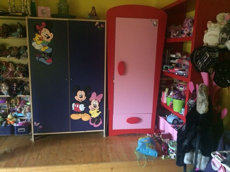 Premena detskej izby na izbu pre veľkú slečnu
