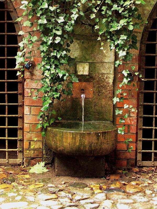 Nielen keď zaprší...: Malé vodné prvky vzáhradnej kompozícii