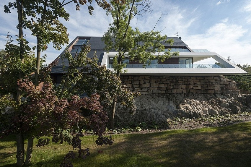 Dom v Krakowe odhaľuje podmanivú perspektívu