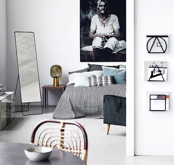 Niekoľko interiérových inšpirácii v znamení sivej