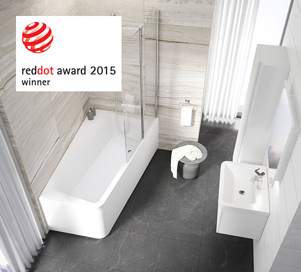 Česká kúpeľňa s ocenením