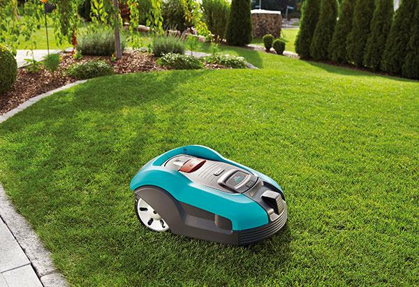 Ako funguje Husqvarna Automower®?
