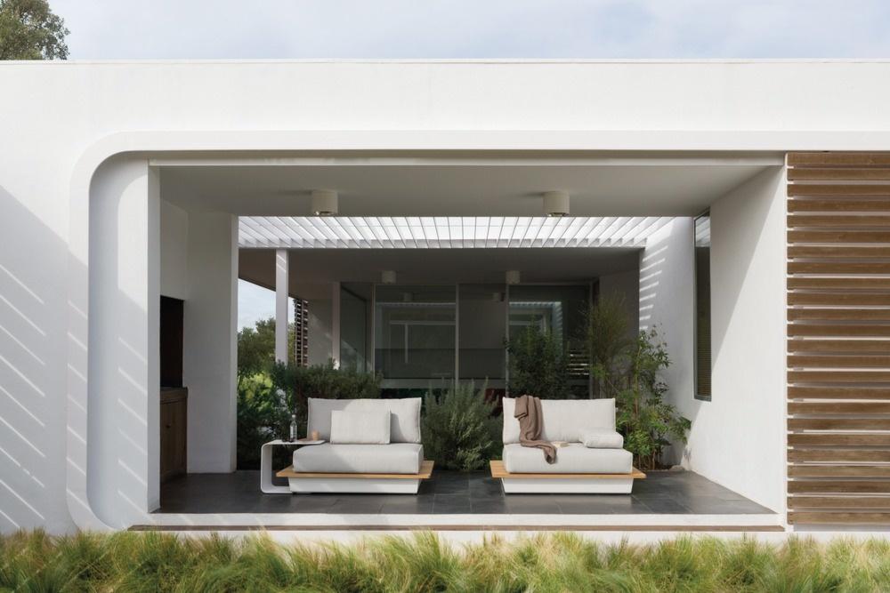 Horúci svetový hit – industriálny záhradný nábytok