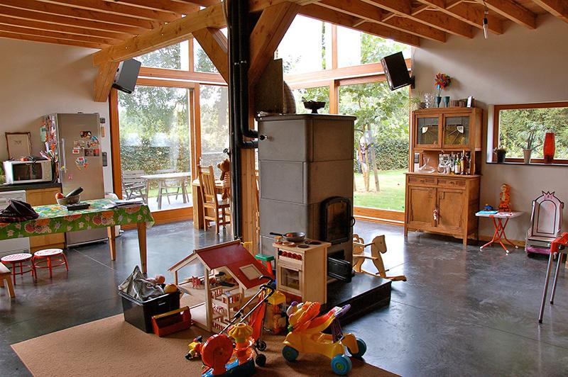 Zdravé domy, zdravý interiér odborne, aj prakticky