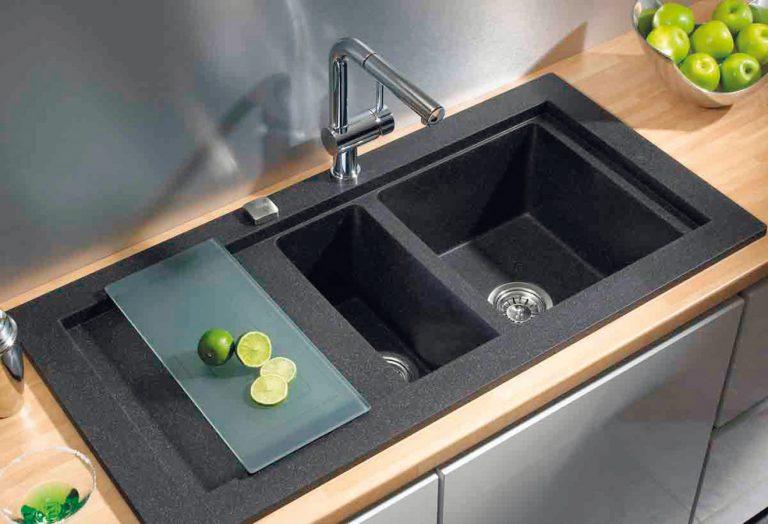 Keramika alebo granit. Pre aký materiál kuchynského drezu sa rozhodnúť?