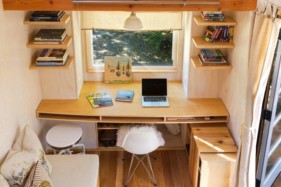 Bývanie na ploche 13 metrov štvorcových