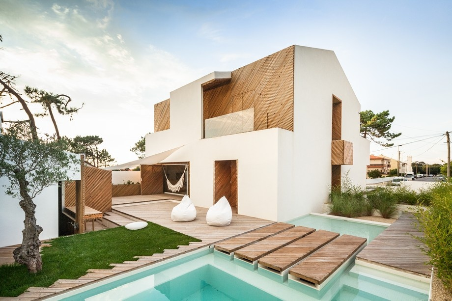 Očarujúci dom z Portugalska: Inšpirujte sa jednoduchosťou jeho línií